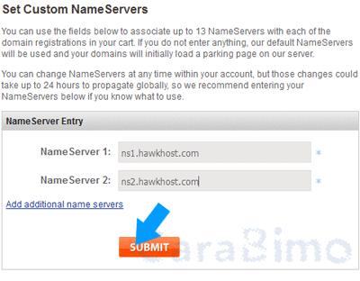 Custom Name Server