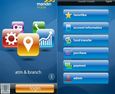 Cek Dari HP Android Dengan Aplikasi Mandiri Mobile