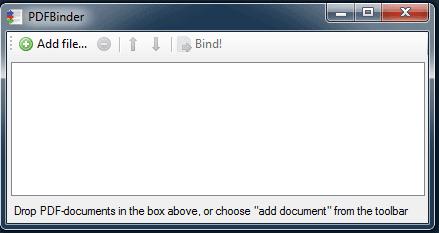 Software PDF Binder