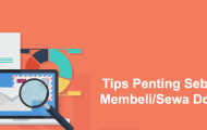 Beberapa Tips Penting Sebelum Membeli atau Sewa Domain