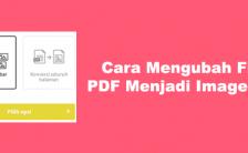 Cara Mengubah File PDF Menjadi Image JPG