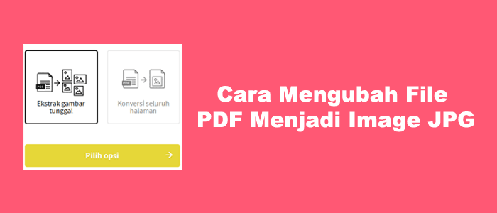 Software mengubah jpg ke pdf printer
