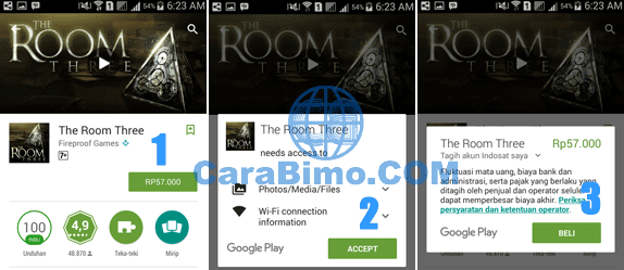 Cara Reset Password Google Play Store Yang Lupa - di HP Android