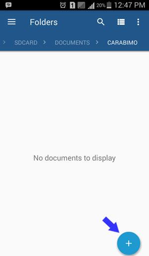 Cara Mengubah JPG Ke PDF di HP Android