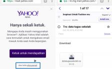 Cara Mudah Download Lampiran Yahoo Mail di HP dan PC