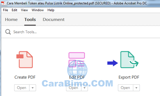 export pdf to word free offline