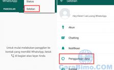 Beginilah Cara Menghemat Kuota Saat Menggunakan WhatsApp