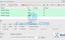 Bagaimana Cara Menggunakan PDFMate Free PDF Merger?