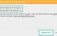 Cara Backup Wordpress Dengan Plugin UdraftPlus