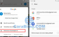 Cara Hapus Akun Google Play Store di HP Android