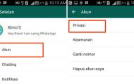 Bagaimana Cara Memblokir Kontak WhatsApp