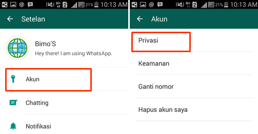 Panduan Cara Memblokir Kontak WhatsApp di HP Android