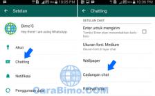 Cara Backup dan Restore Percakapan WhatsApp ke Google Drive