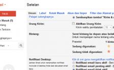 Membatalkan Pengiriman Email Gmail, Bagimana Caranya?