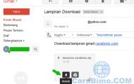 Cara Menyimpan File Lampiran Email Gmail dari PC atau Laptop