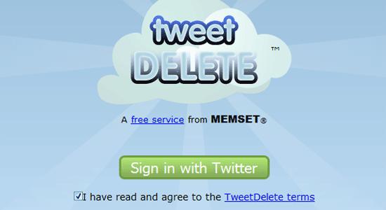 Cara Cepat Menghapus Banyak Posting Twitter Sekaligus