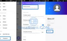 Cara Logout atau Keluar Dari Yahoo Mail di HP Android