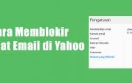 Panduan Cara Memblokir Alamat Email di Yahoo