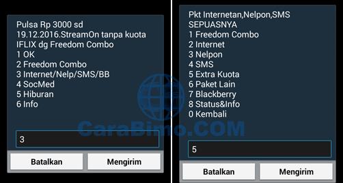 Cara Membeli Paket Extra Kuota Indosat Ooredoo