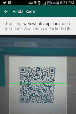 Aplikasi WhatsApp Untuk PC di Windows 7