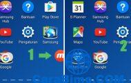 Cara Rekam Layar HP Android Samsung Menjadi Video