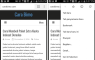Cara Save HTMl Ke PDF Di HP Android