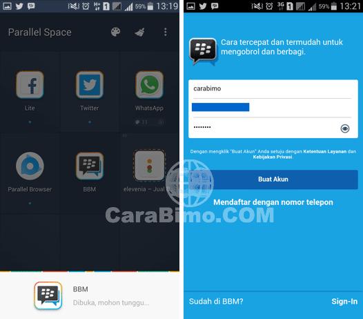 Mau Pakai 2 BBM Dalam Satu HP Android? Begini Caranya