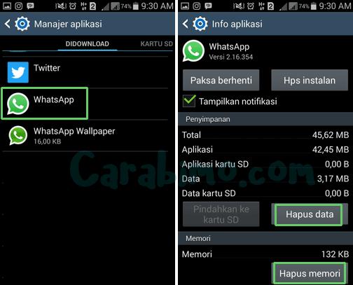 Cara 1 : Keluar Grup WhatsApp Tanpa Ketahuan Anggota Lain