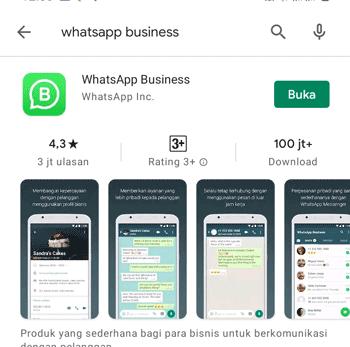 Cara Install Atau Membuka 2 Akun Whatsapp Dalam 1 Hp Android