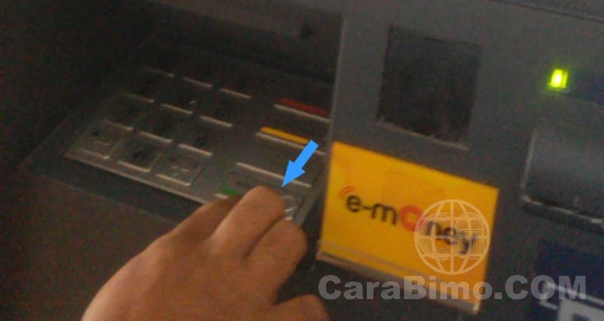 Cara Cek Saldo E-Toll Card Via ATM