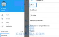 Cara Mengubah Alamat Email Twitter Lewat HP Android