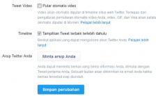Cara Agar Video Twitter Tidak Putar Otomatis di PC