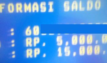 Cara Update Saldo Mandiri Prabayar di ATM (E-Toll)