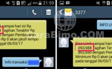 Bayar Tagihan Kartu Kredit Bank Mega Via ATM