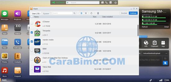 Cara Kirim File Dari HP Android Ke PC Pakai AirDroid