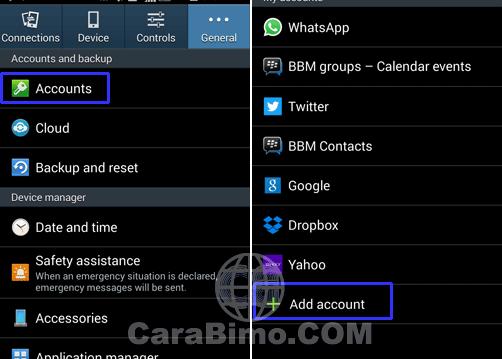 Cara Membuka 2 Akun Gmail Atau Lebih di HP Android