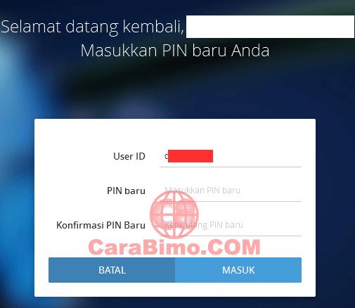 Cara Reset PIN Internet Banking Bank Mandiri