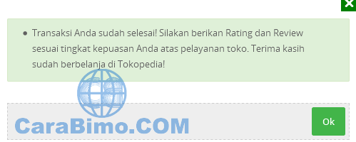 memberikan review dan rating