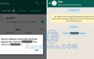Admin Grup WhatsApp Ganti Nomor