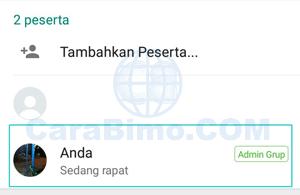 Admin Grup WhatsApp Ganti Nomor Apa Yang Akan Terjadi?