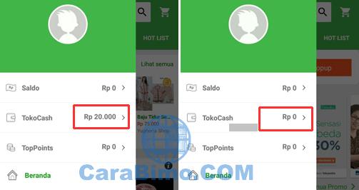 Transaksi Gagal Tapi Saldo TokoCash Berkurang?