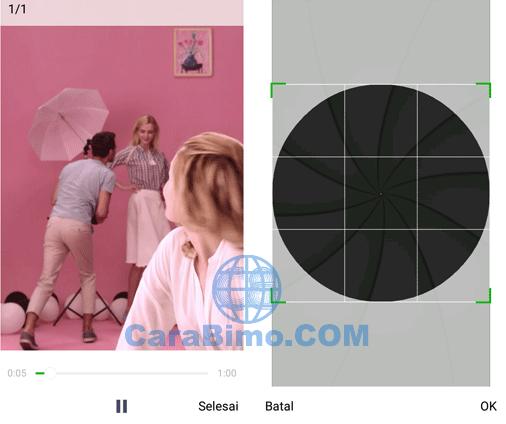 Buat Foto Profil Line Pakai Gambar Bergerak