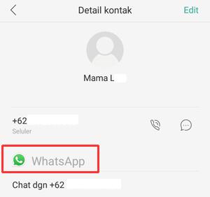No Kontak Teman Hilang Dari WhatsApp Apakah Kita Diblokir?