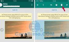 Cara Hapus Gambar di Grup WhatsApp Untuk Semua Anggota