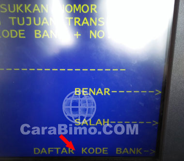 Transfer Uang Lewat ATM Mandiri ke BRI