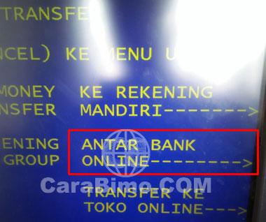 Cara Transfer Uang Lewat ATM Mandiri ke BRI atau Bank Lain