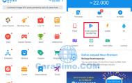 Bagaimana Cara Membeli Voucher Google Play Via BBM DANA?