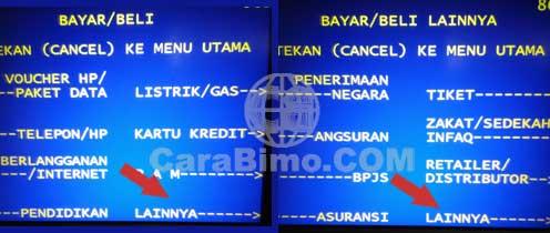 Isi Saldo Go-PAY Lewat ATM Mandiri