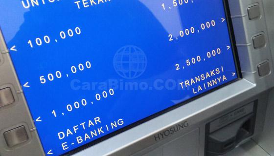 Cara Pembayaran Clipan Finance Via ATM BCA dan BCA Mobile