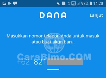 Cara Download dan Daftar DANA Dompet Digital di Android